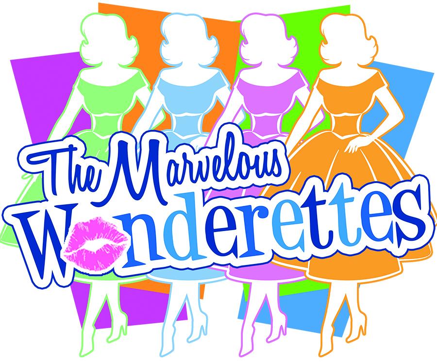 Marvelous Wonderettes Art cmyk
