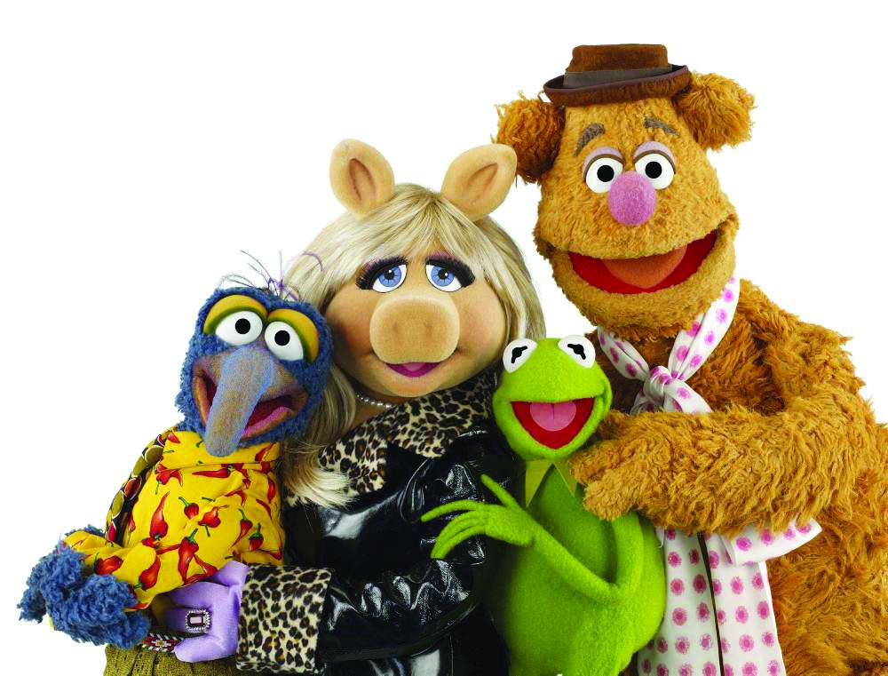 Muppets CMYK