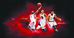 NBA  2K16 CMYK