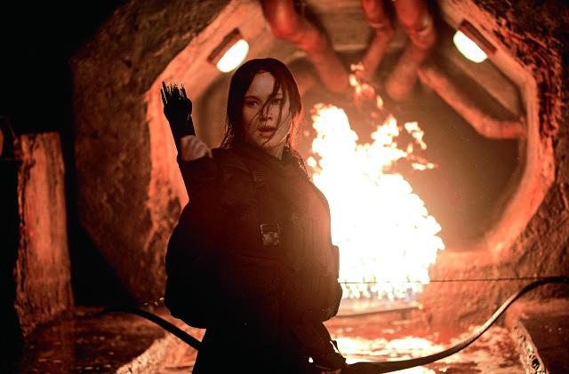 Fixed Katniss