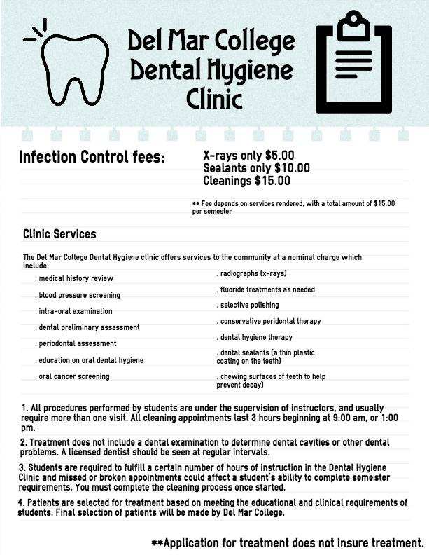 Dental Hygiene Info Graphic FINAL