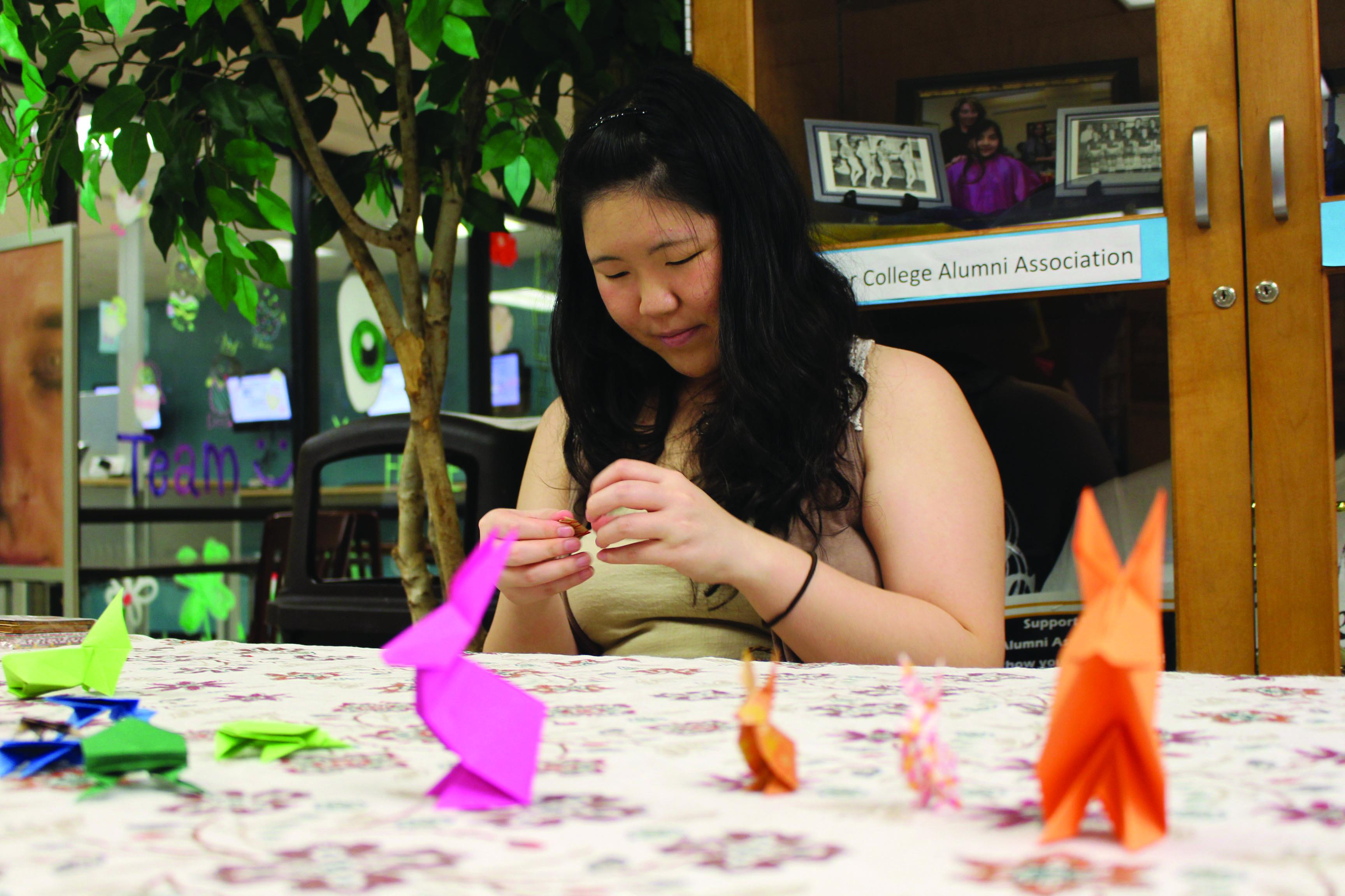Yuka Katuta (Origami)