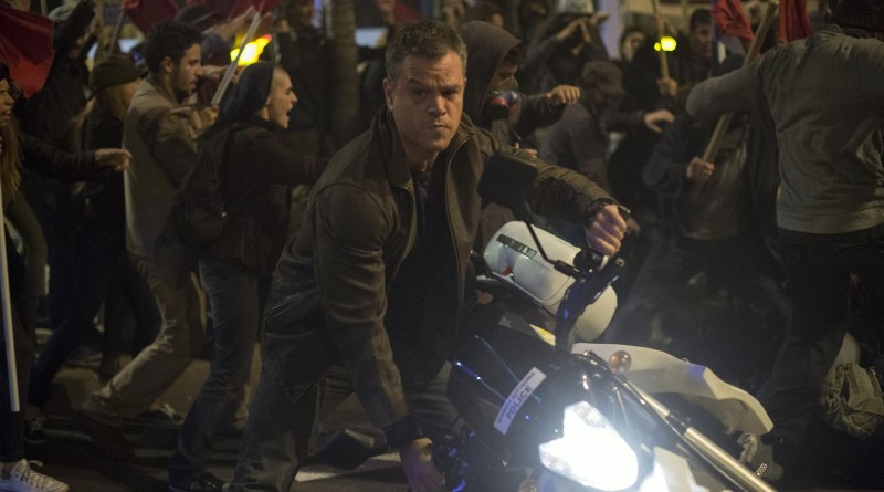 'Jason Bourne' focuses on action