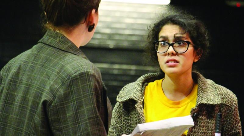 Drama students set to perform 'Gut Girls'