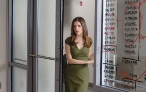 Anna Kendrick portrays Dana Cummings, and accountant who works alongside Afflecks's Character.