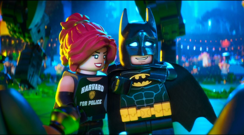 'LEGO Batman' sets standard for DC Universe