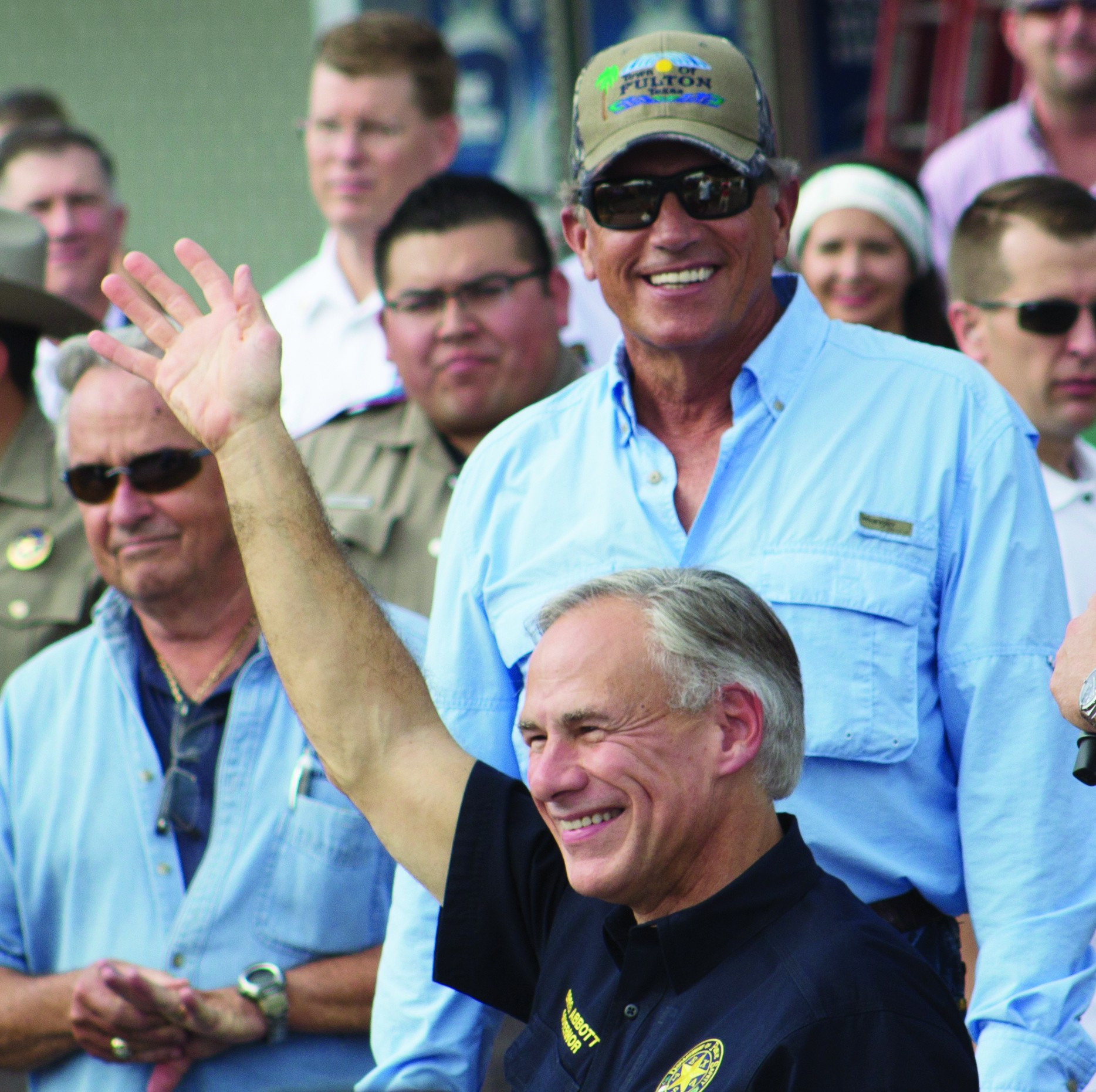 Strait Checks On His Oceanfront Property The Foghorn News