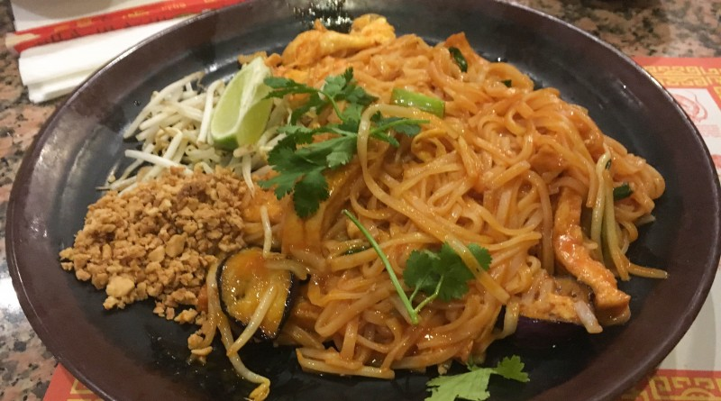Eggplant A Welcome Surprise In Restaurant S Pad Thai Dish The Foghorn News