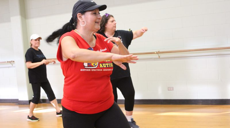 Zumba stresses rights of victims