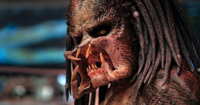'The Predator' revolves around great story