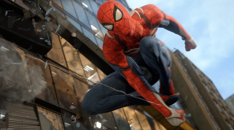 Latest 'Spider-Man' game revives the character