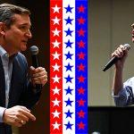 Senate candidates hit the Coastal Bend
