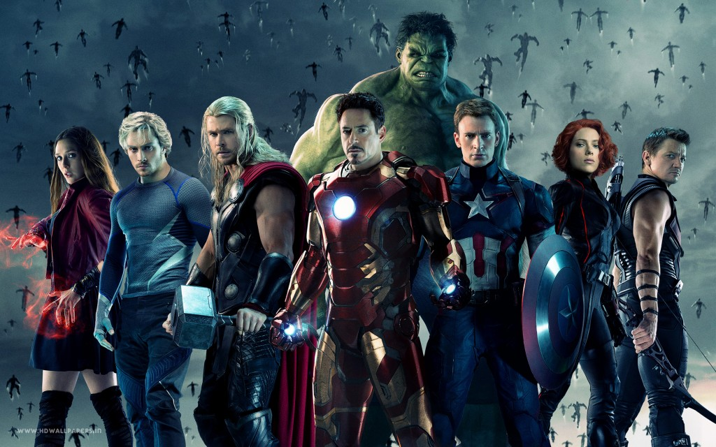 """The new 'Avengers: Age of Ultron"""" premiered on May 1 and has been one of the most succesful films so far this year."""