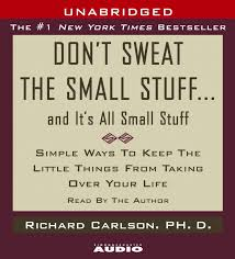 Don't sweat the small stuff review