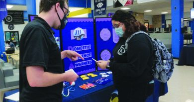 Domestic violence focus of event